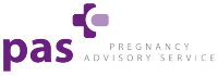 Pregnancy Advisory Service logo